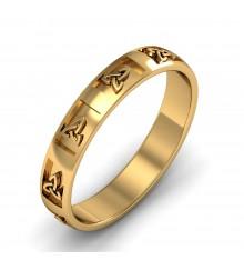 Cuchlainn Wedding Ring