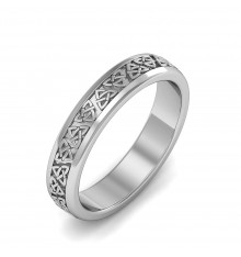 Boru Celtic Wedding Ring