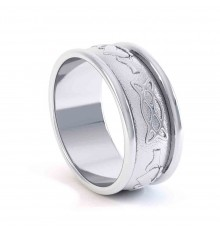 Corib Ladies Wedding Ring