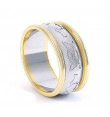 Ardri Gents Wedding Ring
