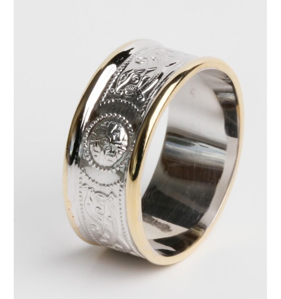 claddagh wedding bands made in ireland ardri jewellery