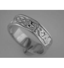 Gra Go Deo Gold  Wedding Band