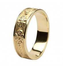 Ardri Celtic Cross Ring